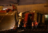 БелЖД и МЧС России опубликовали списки пассажиров, госпитализированных после столкновения поезда Москва-Брест и электрички