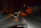 В Бресте на Красногвардейской автомобиль сбил пешехода