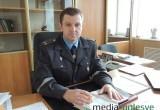 Начальника столинской милиции задержали пьяным за рулем