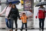 28 апреля из-за дождей в Беларуси объявлен оранжевый уровень опасности