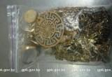 Брестские пограничники нашли в автомобиле минчанина около 300 грамм золота