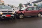 В Бресте произошло ДТП на перекрестке Ленинградская-Гродненская