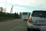 В «Мокранах» под днищем рейсового автобуса обнаружен труп мужчины