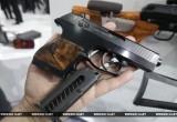 Первый пистолет белорусской разработки представлен на MILEX-2017