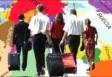 Каждый 3-ий белорус желает уехать из страны