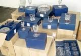 Брестские таможенники изъяли хрустальную посуду на 12 тысяч рублей