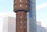 Новая жизнь водонапорной башни