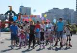 18 июня на Гребном канале в Бресте праздновали «День отца»