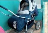 В Бресте с лестничной площадки жилого дома украли детскую коляску