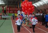 23 июня в Бресте прошла церемония открытия Слета клубов «Юный олимпиец»