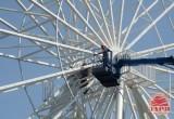 Колесо обозрения в брестском городском парке будет установлено в июле