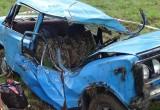 Под Брестом автомобиль въехал в дерево, водителя госпитализировали