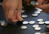 Половина белорусов располагает в месяц суммой меньше 185 долларов