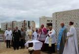 В Бресте на Речице стартовало строительство нового костела