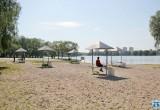 В Бресте введены ограничения по купанию на двух пляжах