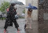 Видеофакт: Центр Бреста опять «поплыл» во время ливня 25 июля