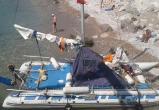 В Крыму потерпела бедствие яхта из Бреста