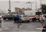 В Бресте произошло ДТП с участием скорой