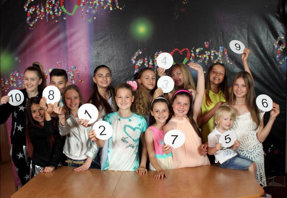25 августа в Беларуси будут выбирать представителя детского «Евровидения-2017». Болеем за брестчанку!