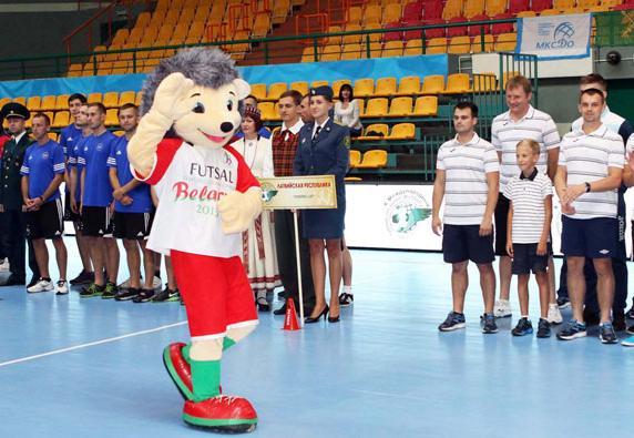 В Бресте в сентябре пройдет турнир по мини-футболу с участием таможенников из 5 стран