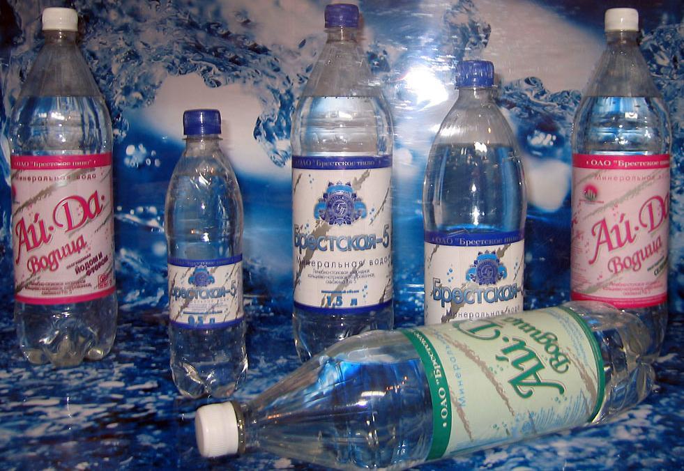 Минералку «Брестская-5», лимонады «Ситро», «Дюшес» и «Крем-сода» могут перестать производить