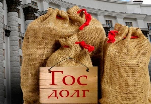 Внешний госдолг Беларуси за 7 месяцев вырос на 2 миллиарда долларов