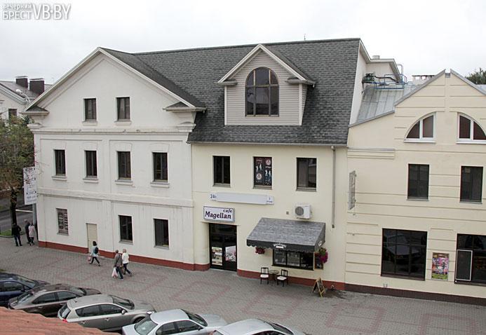 В Бресте закрылось кафе «Магеллан»