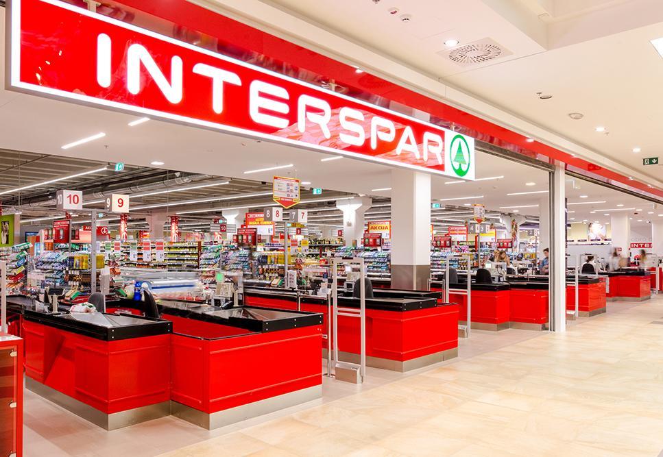 Вместо гипермаркета АЛМИ в Бресте откроют новый гипермаркет «INTERSPAR»