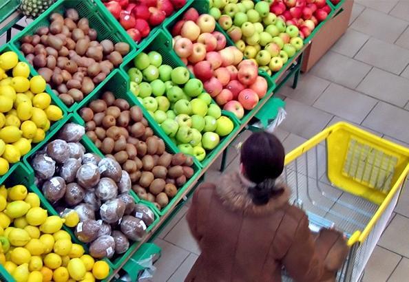 В Беларуси подешевели овощи и фрукты. Второй месяц подряд установлена дефляция