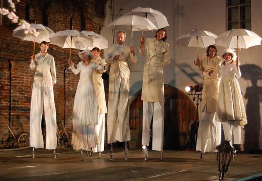 14 сентября в Бресте на площади Ленина состоится последний уличный спектакль «Белой Вежи 2017»