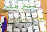 Брестские таможенники изъяли у гражданина России около 270 тысяч долларов