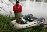 На берегу Западного Буга пограничники задержали гидролога из Польши