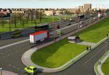 С 1 ноября запрещено движение пешеходов по левой стороне «Кобринского моста»