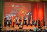 75-летний юбилей 50-й гвардейской мотострелковой дивизии в Бресте собрал полный зал