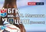 2 декабря БГК имени Мешкова сыграет дома против словенского «Целе» в Лиге чемпионов