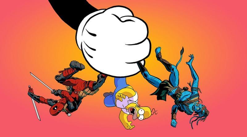 «Симпсоны» предсказали объединение Disney и21st Century Fox практически 20 лет назад