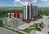 Стали известны подробности строительства новой гостиницы в Бресте около легкоатлетического манежа