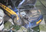 7 января в Бресте на Пионерской произошло ДТП с участием такси