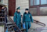 МЧС снабдило брестских пенсионеров автономными пожарными извещателями