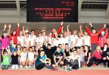 10 февраля в Брестском Легкоатлетическом манеже прошел благотворительный забег в помощь детям с инвалидностью