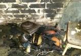 12 февраля в Бресте в пожаре погиб мужчина