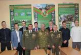В Бресте прошла встреча школьников и ветеранов боевых действий в Афганистане