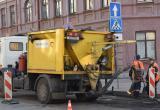 Брестское ДЭП за год заменило 128 тысяч квадратных метров асфальта