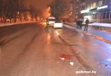 В Бресте на Жукова 81-летний водитель сбил пенсионерку