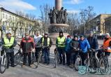 Закрытие зимнего велосезона в Бресте