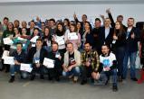 Сертификаты и подарки вручены участникам и победителям Hack4brest, посвящённого 1000-летию Бреста