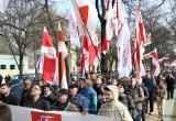 Активисты подали в горисполком заявку на проведение 25 марта в Бресте Дня Воли