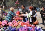 Накануне Пасхи и Радоницы экологи выступили против искусственных цветов