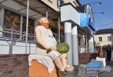 Новую скульптуру в Бресте можно увидеть около «Лазни»