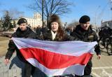 Евросоюз осудил задержания в Беларуси на День Воли и ждет освобождения заключенных